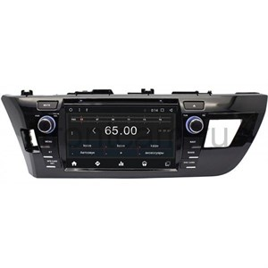 Штатная магнитола Wide Media WM-KR8090MB для Toyota Corolla XI 2013-2015 Android 6.0.1