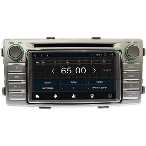 Штатная магнитола Wide Media WM-KR6216MB для Toyota Hilux VII 2011-2017 Android 6.0.1