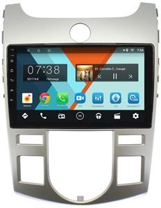 Штатная магнитола Wide Media MT9019MF для Kia Cerato II 2009-2013 на Android 6.0.1
