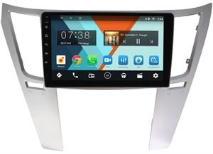 Штатная магнитола Wide Media MT9051MF для Subaru Legacy V 2009-2014, Outback IV 2009-2014 на Android 6.0.1