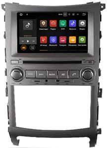 Штатная магнитола LeTrun 1990 Hyundai ix55 2008-2013 на Android 7.1.1