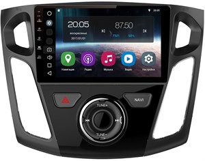 Штатная магнитола FarCar S200 для Ford Focus III 2011-2017 на Android 8.0 (V150/501R-DSP)