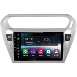 Штатная магнитола FarCar S200 для Peugeot 301 I 2012-2017 на Android 8.0 (V2005R-DSP)
