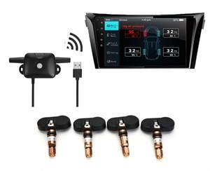 Датчики давления в шинах (внутренние) USB TN601 для магнитолы на Android
