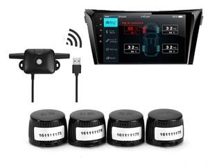 Датчики давления в шинах (внешние) USB TW601 для магнитолы на Android