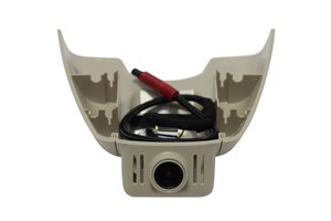Видеорегистратор Redpower DVR-MBG-N (кремовый) Wi-Fi Full HD для Mercedes GLK в коробе зеркала заднего вида