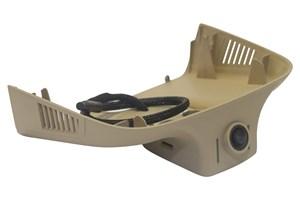 Видеорегистратор Redpower DVR-MBML-N (кремовый) Wi-Fi Full HD для Mercedes ML и Gl 2011+ в коробе зеркала заднего вида