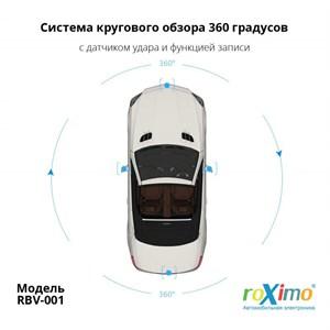 roXimo RBV-001 система кругового обзора 360