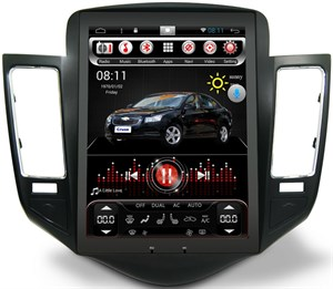 CarMedia SP-10401 Chevrolet Cruze I 2009-2012 на Android 7.1
