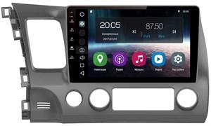 Штатная магнитола FarCar S200 для Honda Civic 7 (VII) 2003-2005, Civic 8 (VIII) 2006-2012 на Android 8.0 (V044R)
