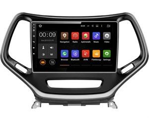 Штатная магнитола Roximo 4G RX-2202 для Jeep Cherokee 2013+ на Android 6.0