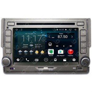 Штатная магнитола IQ NAVI D58-1610 Hyundai H1 Starex II 2007-2016 на Android 6.0.1 Octa-Core (8 ядер) 6.2""
