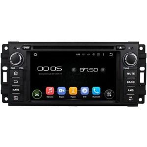 Штатная магнитола CarMedia KD-6235-P3-7 Dodge Avenger, Caliber, Caravan Android 7.1