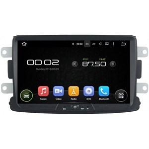 Штатная магнитола CarMedia KD-8308-P3-7 Nissan Terrano III 2014-2016 Android 7.1
