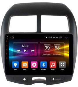 CarMedia OL-1631-2D-MTK для Mitsubishi ASX I 2010-2016 на Android 6.0