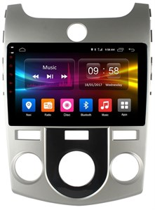 Штатная магнитола CarMedia OL-9736-M для Kia Cerato II 2009-2013 на Android 6.0