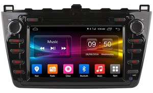 CarMedia OL-8502 для Mazda 6 (GH) 2007-2012 на Android 6.0