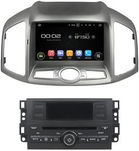 Штатная магнитола CarMedia KD-8406-P3-7 Chevrolet Captiva I 2011-2015 Android 7.1