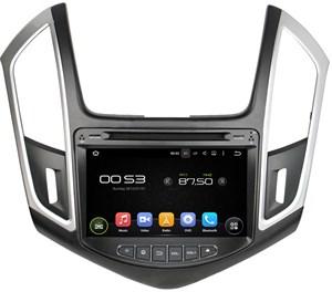 Штатная магнитола CarMedia KD-8087-P3-7 Chevrolet Cruze I 2012-2015 Android 7.1