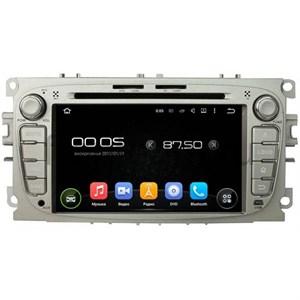 Штатная магнитола CarMedia KD-7052-P3-7 Ford Focus II, C-Max, Mondeo, S-Max Android 7.1