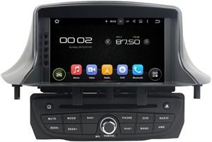 Штатная магнитола CarMedia KD-7237-P3-7 Renault Megane III, Fluence I 2009-2016 Android 7.1