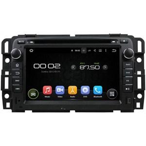 Штатная магнитола CarMedia KD-7036-P3-7 Hummer H2 2002-2009 Android 7.1