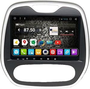 Штатное головное устройство DayStar DS-7087HB Renault Kaptur 2016+ Кондиционер Android 8.1 (8 ядер)