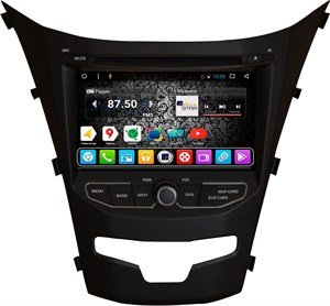 DayStar DS-7006HD для SsangYong Actyon 2014+ на Android 9.0