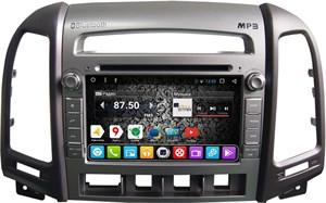 Штатное головное устройство DayStar DS-7113HD для Hyundai Santa Fe II 2006-2010 Android 9.0 (8 ядер)