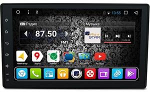 Штатное головное устройство DayStar DS-8009HB для Toyota Hilux VIII 2015-2017 Android 8.1 (8 ядер)