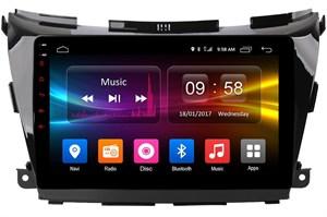 CarMedia OL-1663 для Nissan Murano III (Z52) 2015-2017 на Android 6.0