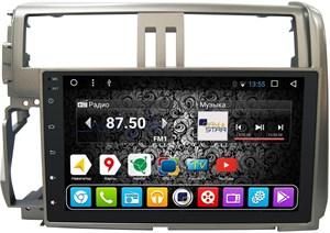 Штатное головное устройство DayStar DS-7041HB для Toyota Land Cruiser Prado 150 Android 8.1 (8 ядер)