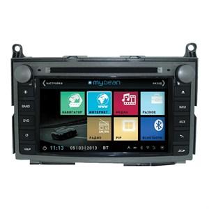 Штатное головное устройство MyDean 3380 Toyota Venza (2013-)