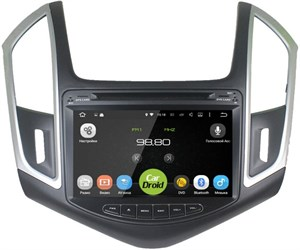 Штатная магнитола Roximo CarDroid RD-1305 Chevrolet Cruze (2013-2016) (Android 8.0)