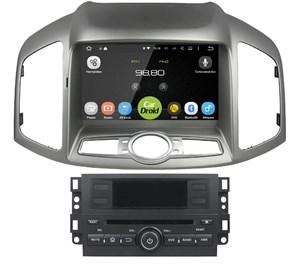 Штатная магнитола Roximo CarDroid RD-1303 Chevrolet Captiva 2012+ на Android 8.0