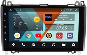 Штатная магнитола Wide Media WM-KR9030NC для Mercedes A-klasse, B-klasse, Vito, Viano, Sprinter Android 7.1.2