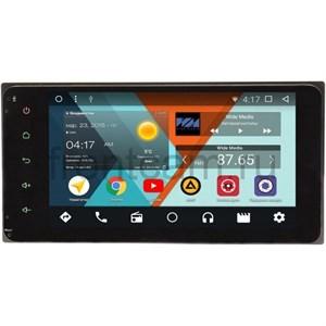 Штатная магнитола Wide Media WM-CF3148NB для Toyota, Daihatsu универсальная (200x100 мм) Android 7.1.2