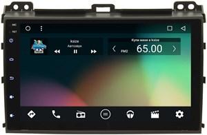 Штатная магнитола Wide Media WM-KR9031NC для Lexus GX 2002-2009 (внешний усилитель) на Android 7.1.2