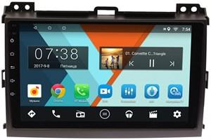 Штатная магнитола Lexus GX 2002-2009 Wide Media MT9064MF на Android 6.0.1 с усилителем
