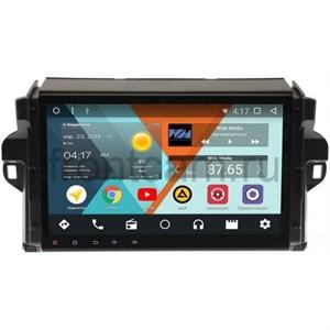 Штатная магнитола Wide Media WM-CF3127NB для Toyota Hilux VII, Fortuner 2014-2015 Android 7.1.2
