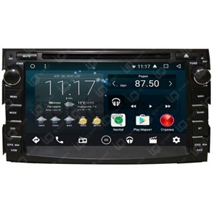 Штатная магнитола IQ NAVI D58-1701 Kia Ceed I 2010-2012 на Android 6.0.1 Octa-Core (8 ядер) 7""