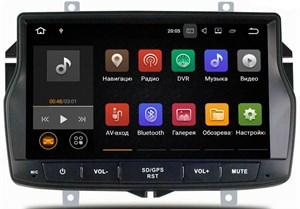 Штатная магнитола Lada Vesta 2015-2017 LeTrun 2196 на Android 7.1.1
