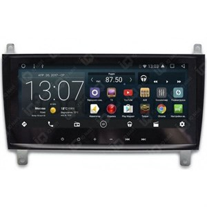 IQ NAVI T58-1012C Mercedes C-klasse (W203), CLC-klasse, G-klasse (W463), CLK-klasse (W209) 2005-2017 на Android 7.1.2 Octa-Core (8 ядер)