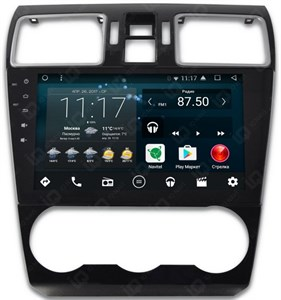 IQ NAVI T58-2705 Subaru Forester IV, Impreza IV, XV I 2016-2017 на Android 7.1.2 Octa-Core (8 ядер)