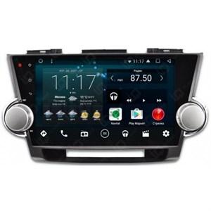 IQ NAVI T58-2915C Toyota Highlander (U40) 2007-2013 на Android 7.1.2 Octa-Core (8 ядер)