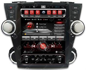 IQ NAVI T58-2915TS Toyota Highlander (U40) 2007-2013 на Android 6.0.1 Octa-Core (8 ядер)