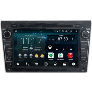 Штатная магнитола IQ NAVI D58-2201B Opel Astra. Corsa, Zafira, Vectra на Android 6.0.1 Octa-Core (8 ядер) 7""