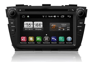 Штатная магнитола FarCar s170 для KIA Sorento на Android (L224)