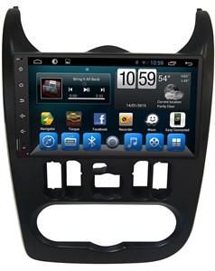 CarMedia KR-9052-T8 Renault Logan I 2010-2013, Sandero I 2009-2014 на Android 7.1