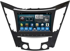Штатная автомагнитола CarMedia KR-9104-T8 Hyundai Sonata VI (YF) 2009-2014 на Android 7.1